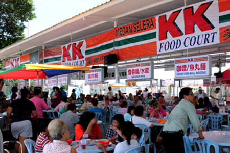 KK Food Court