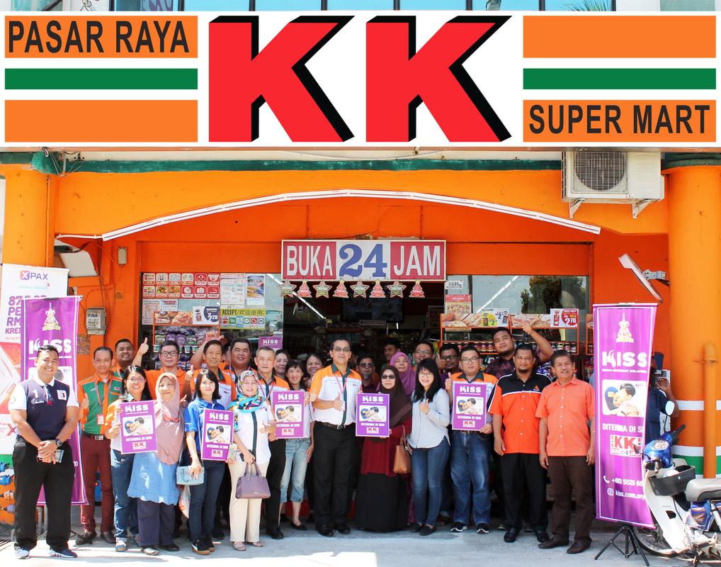 KK Super Mart Kasih Ibu Smart Selangor (KISS) Programme