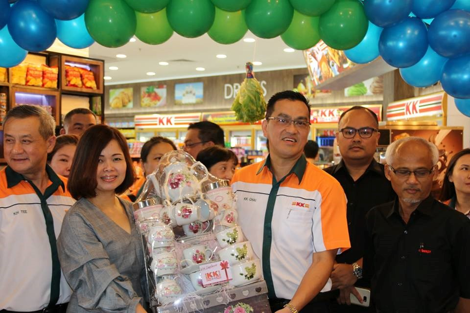 KK Super Mart Opening in the Mines-2