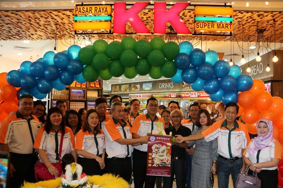 KK Super Mart Opening in the Mines-3